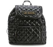 Love Moschino New Quilted reppu musta