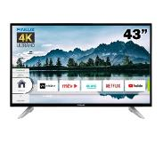 "Finlux FINLUX 43"" 4K SMART LED-TELEVISIO"