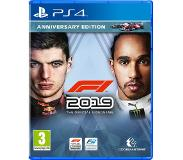 Codemasters F1 2019: Anniversary Edition - Sony PlayStation 4 - 12 - Kilpa-ajo