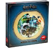 Winning Moves Pussel, Harry Potter: Magical Creatures, 500 bitar