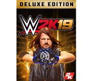 Take-Two Interactive WWE 2K19 - Deluxe Edition, Xbox One videopeli