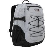 The North Face Borealis Classic Backpack 29l, mid grey heather/tnf black 2019 Tietokonereput