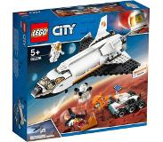LEGO City 60226 Space Port Marsin Tutkimussukkula