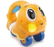 Little Tikes Lil' Ocean Explorers Push 'n Glow Fish Orange leluajoneuvo Muovi