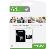 PNY Performance Plus 64gb Microsdxc
