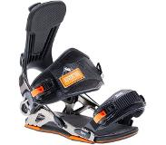 SP Mountain Multientry Snowboard Bindings 2020 black Koko S