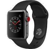 Apple Watch Series 3 GPS + Cellular 38mm, MTGP2FS/A
