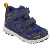 Viking Veme Vel Mid GTX Tennarit, Navy/Dark Blue 32