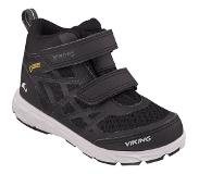 Viking Veme Vel Mid GTX Tennarit, Black/Charcoal 33