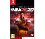 Nintendo Switch peli NBA 2K20 - Digital Download