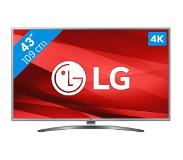 "LG 43UM7600PLB 43"" 4K Ultra HD Smart"