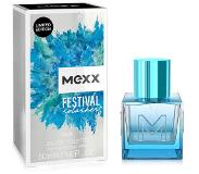 Mexx Festival Splashes EDT miehelle 50 ml