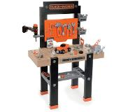 Smoby Black & Decker Work Bench Center