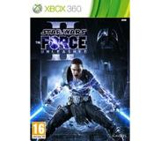 Games Star Wars: Force Unleashed II Xbox 360