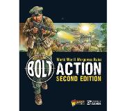 Book Bolt Action 2nd Edition Rulebook