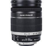 Canon EF-S 18-200mm f/3.5-5.6 IS SLR Musta
