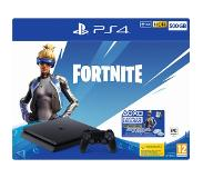 Sony PlayStation 4 Slim 500 GB + Fortnite-peli