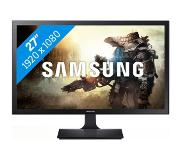 "Samsung S27E330H LED display 68,6 cm (27"") 1920 x 1080 pikseliä Full HD Musta"