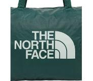 The North Face Stratoliner Tote-kassi, night green/tin grey 2019 Olkalaukut