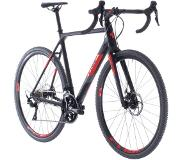 "Cube Cross Race, black/red 56cm (28"") 2020 Maantiepyörät"