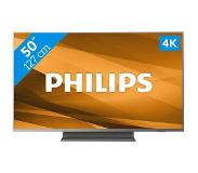 "Philips 50PUS7504/12 50"" UHD 4K Android"