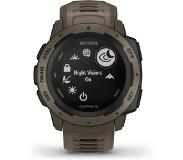 Garmin Instinct Tactical Edition, Ruskea
