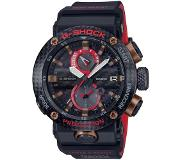 G-Shock Gravitymaster GWR-B1000X-1AER Rannekello Miehet, black/red 2020 Sykemittarit