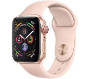 Apple Watch Series 4 40mm GPS + Cellular (Pink Sand Sport Band)
