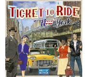 Asmodee Ticket to Ride New York (Nordic)