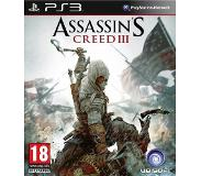 Sony PS3: Assassins Creed III