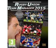 PC PC: Rugby Union Team Manager 2015 (latauskoodi)
