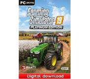 Focus Farming Simulator 19 - Platinum Edition - PC Windows,Mac OSX