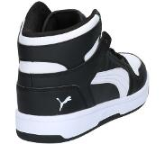 Puma Rebound Lay Up Jr Tennarit, Black 36