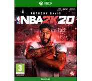 Take Two NBA 2K20 - Microsoft Xbox One - Urheilu