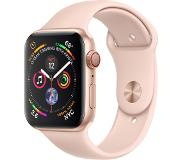 Apple Watch Series 4 GPS + Cellular 44mm (Kulta/Hietaroosa Sport Band)