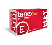 Eley Tenex air 4,50mm 450 kpl 0,53g 450/ras