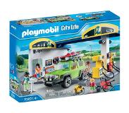 Playmobil - Gas Station (70201)