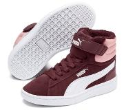Puma Vikky V2 Mid Fur PS Tennarit, Red 30