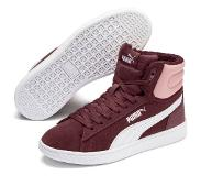 Puma Vikky V2 Mid Fur Jr Tennarit, Red 36