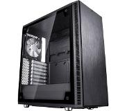 Fractal Define C Tempered Glass Musta