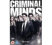 Dvd Criminal Minds - Kausi 9 (DVD)