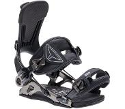 SP Slab Snowboard Bindings 2020 black Koko M