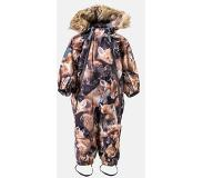 Molo Pyxis Fur Double Zipper