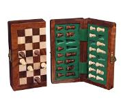 Buffalo Chess set Magnetic 13x25cm wood