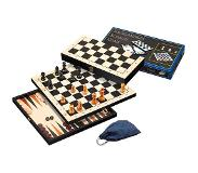 Philos Backgammon 3-1 set 44mm