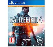 EA Games Battlefield 4 - Premium Edition - Sony PlayStation 4 - FPS