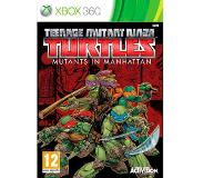 Activision Teenage Mutant Ninja Turtles: Mutants in Manhattan - Microsoft Xbox 360 - Toiminta