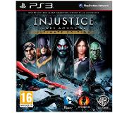 Warner Bros. Injustice: Gods Among Us: Ultimate Edition - Sony PlayStation 3 - Taistelu
