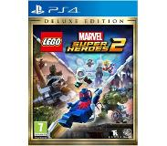 Warner Bros. LEGO Marvel Super Heroes 2: Deluxe Edition - Sony PlayStation 4 - Toiminta/Seikkailu