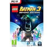 Warner Bros. LEGO Batman 3: Beyond Gotham - Windows - Toiminta/Seikkailu